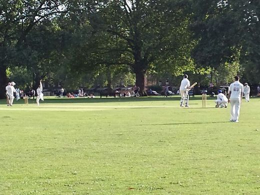 London Fields v United Sanjan 2014