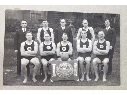 Coventry Team 1932