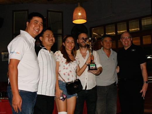 2019 S2 Championship Super 6 Winners - Taco Stand Team