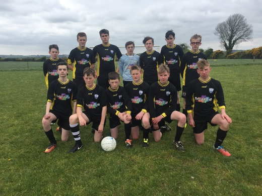 Castlelack v Ardfield U16 Division 1 League - May 2017