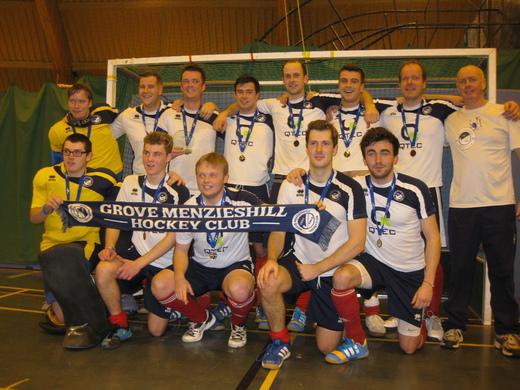 Grove Menzieshill, NIL Div 2 champs 2015