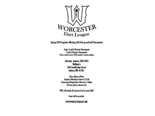 WDL Spring 2019 Season Opener