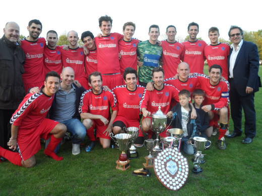 2012-13 Republic of Flixton (MJSL Champions)