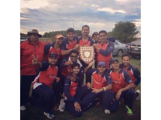 MCA Faheem T20 Champions