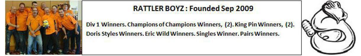 RATTLER BOYZ : Founded Sep 2009