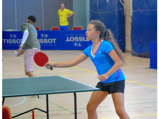 Table Tennis season starts on a high note