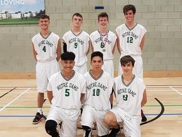 Basketball in the Community U18B