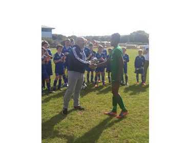 Clonakilty AFC - 2019 SuperValu U13 Div1 League Champions