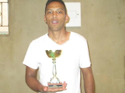 FOUNDER's CUP : Kegan vd Merwe 14 March 2015