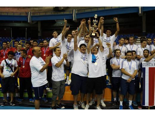 Copa El Salvador 2013, Rama Masculina.
