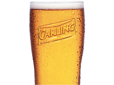 CARLING UK sponsored