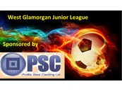 WEST GLAMORGAN JUNIOR A.F.L. - Logo