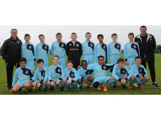 Under 13 Division 1 2016/17