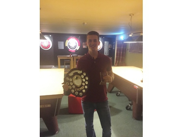 Most Improved Player 2016 Chris Waring