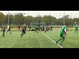 OMONIA - KLN KOPA football league 18/9/16