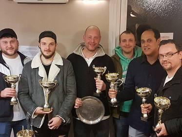 2017 Summer Plate Winners The PALMER TAVERN-A TEAM