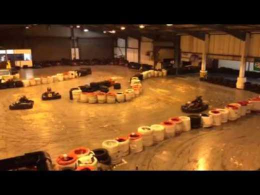 under 12s Go-Karting