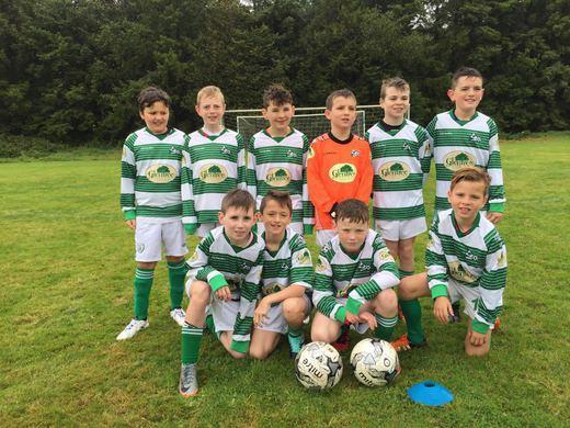 Dunmanway Town B U12 - 2018 Season