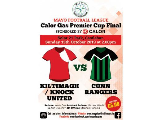 Calor Gas Cups Preview - Sun 13th October