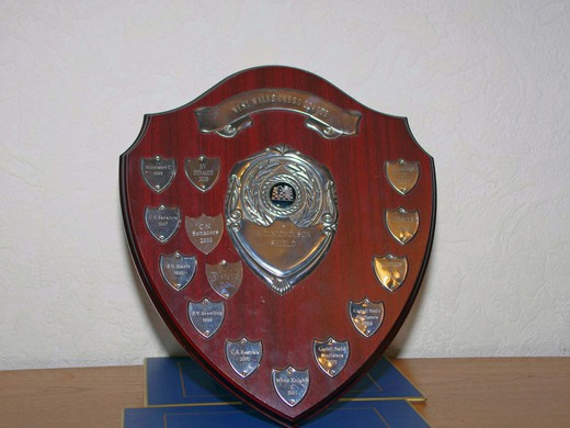 The Original A.D. Nicholson Shield