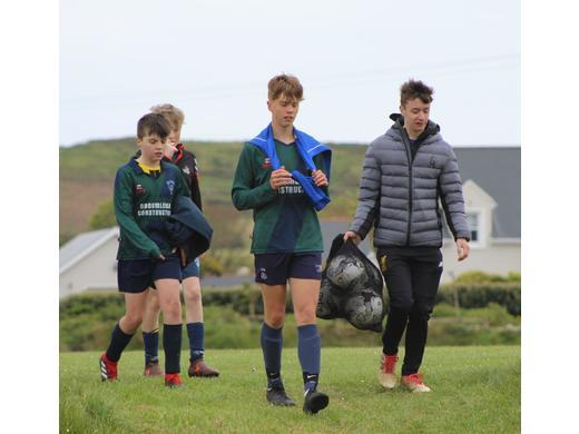 Bunratty United v Bantry Bay Rovers U14 PL - May 2019 (Karen Salter-Townshend)
