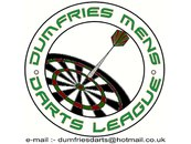 Dumfries Men's Darts League - Logo