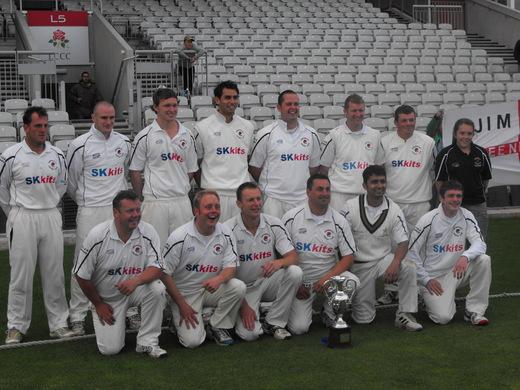 Greenmount CC 2011 Treble Winners