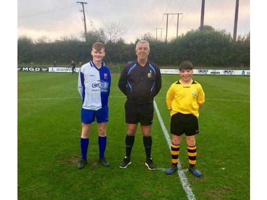 Lyre Rovers U16 - 2018 Season
