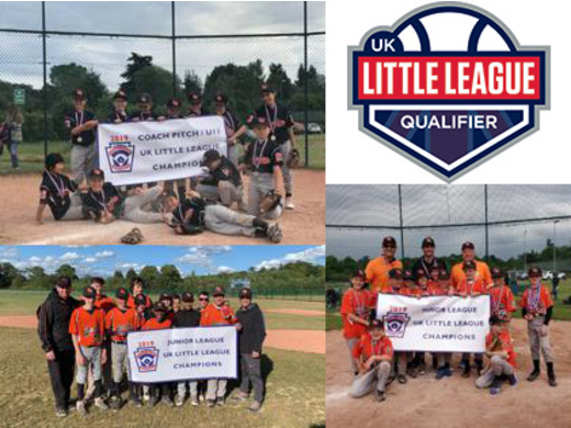 LondonSports win at Little League Qualifier
