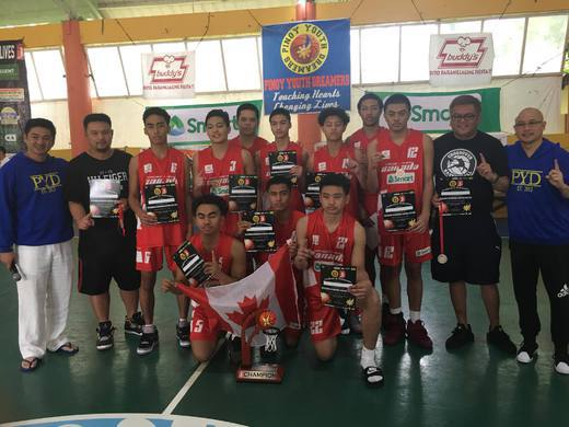 Team Crossover Canada SMART 16U wins another International Title