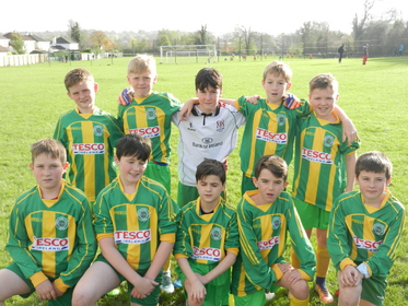 Abbey Rovers u/12