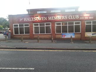 Halesowen Members