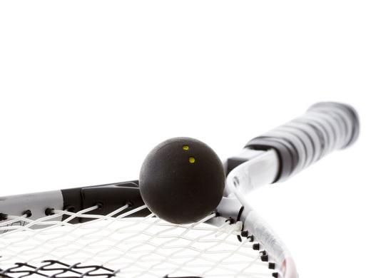 Ulster Squash Match Card