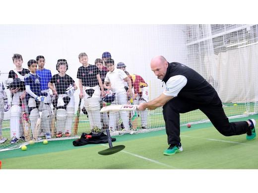 Indoor Junior Cricket Nets