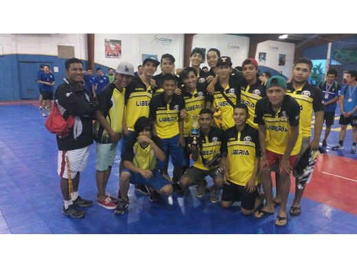 Equipo Liberia CRC, Copa El Salvador 2014