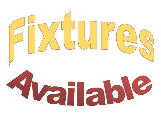 2018 Fixtures