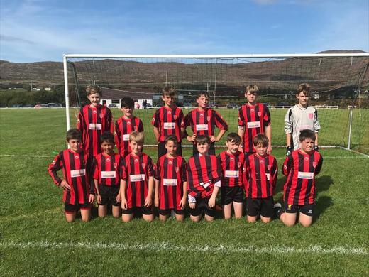 Bunratty United U13 - 2019 Season