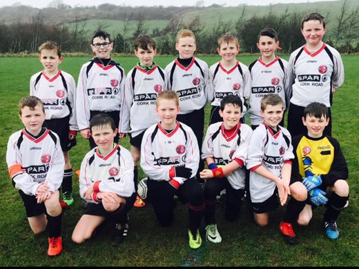 Skibbereen D U12 - Season 2016-17