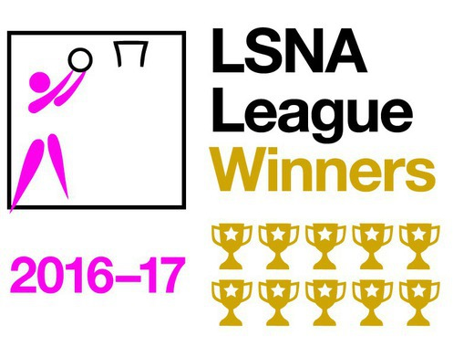 LSNA Division Winners 2016-17