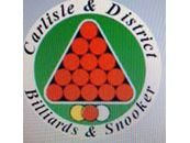 Carlisle & District Billiards & Snooker League Logo