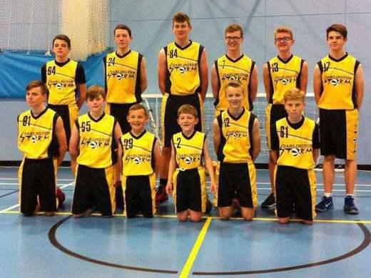 Storm U16 Juniors