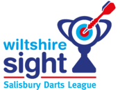 Salisbury & District Darts League (In Aid Of Wiltshire Sight) - Logo