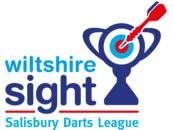 Salisbury & District Darts League (In Aid Of Wiltshire Sight) - Logo