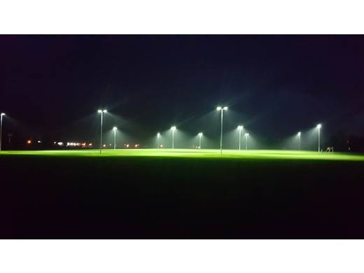Taupo AFC Light up!