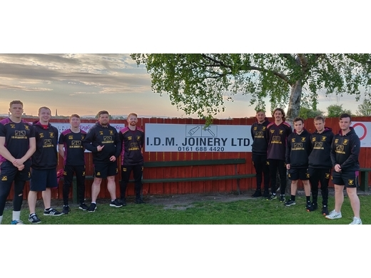 Woodhouses CC partner with I.D.M. Joinery Ltd. and Icon Sports for 2019