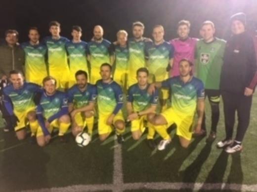 Maccabi Select Squad - Darren Rose Trophy - Nov 19
