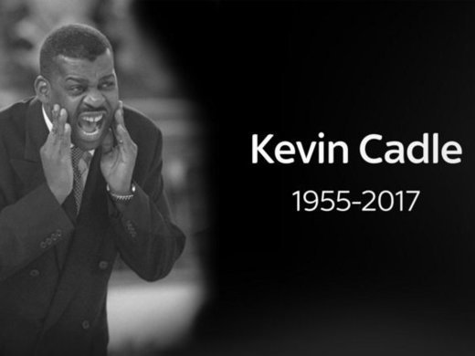 KEVIN CADLE  -  an appreciation