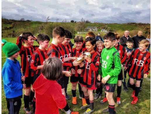 Bunratty United U12 - 2018-19 Div1A Champions