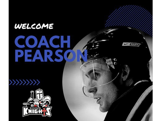 Welcome Coach Pearson - Adult Inline Head Coach