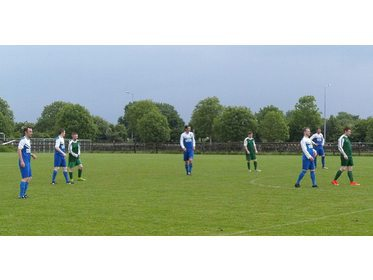 Partry Athletic v Bangor Hibs
